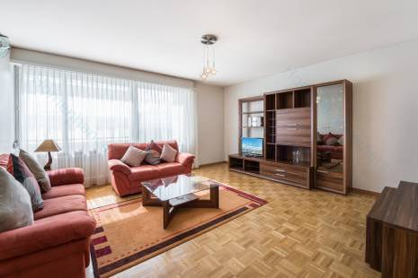 Pleasant Furnished Apartment, in Geneva Center for Flexible Long Term Rental