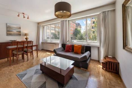 Warm Furnished 1 Bedroom Apartment, in Geneva Center