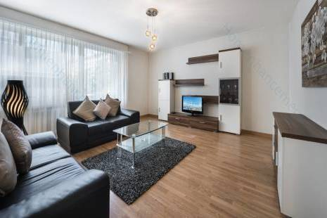 Furnished One Bedroom Apartment, in Geneva Center for Flexible Long Term Rental