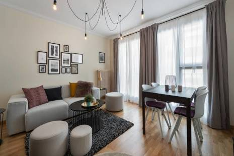 Comfortable apartment close to International Organisations
