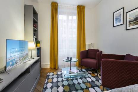 Charming Apartment close to KPMG and International Organisations