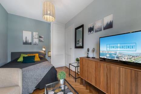 furnished one bedroom in geneva switzerland